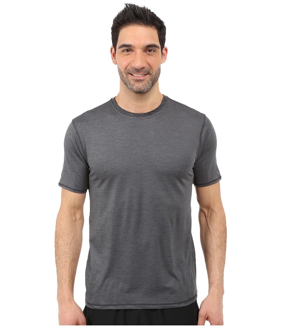 Soybu - Levity Short Sleeve (Graphite) Men's T Shirt