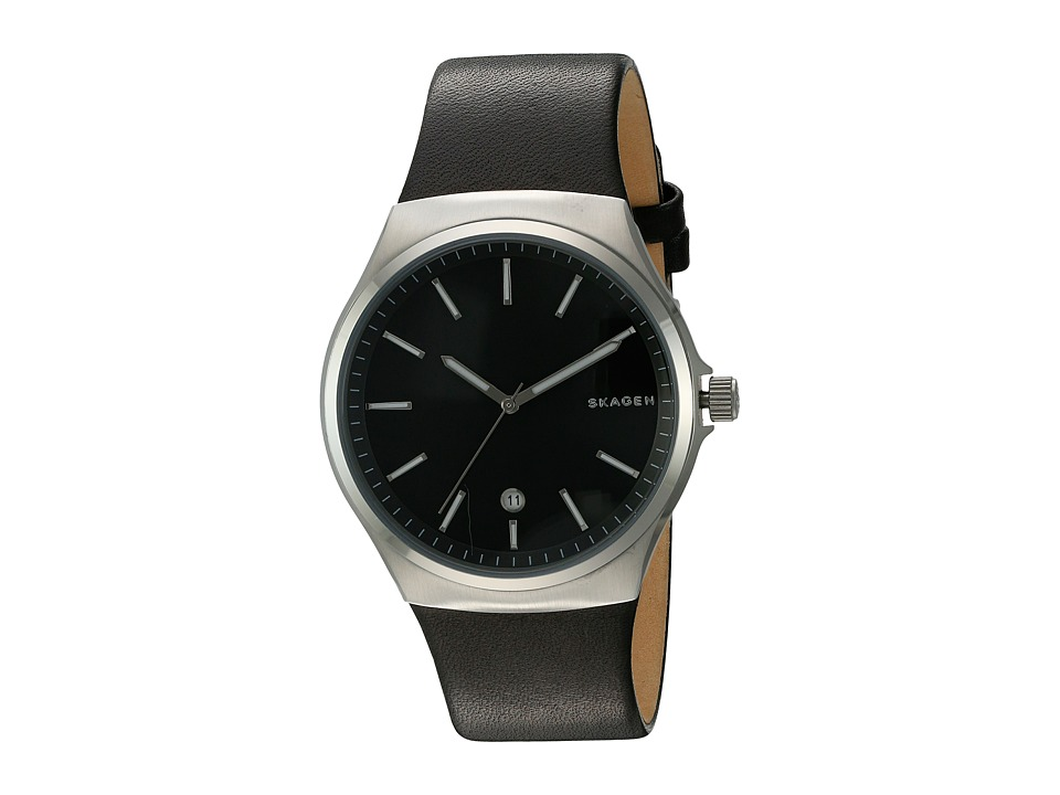 Skagen - Sundby SKW6260 (Silver/Black) Watches
