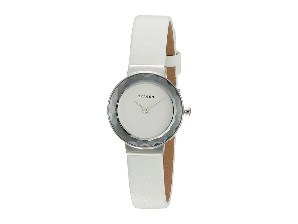 Skagen - Leonora SKW2424 (Silver/White) Watches