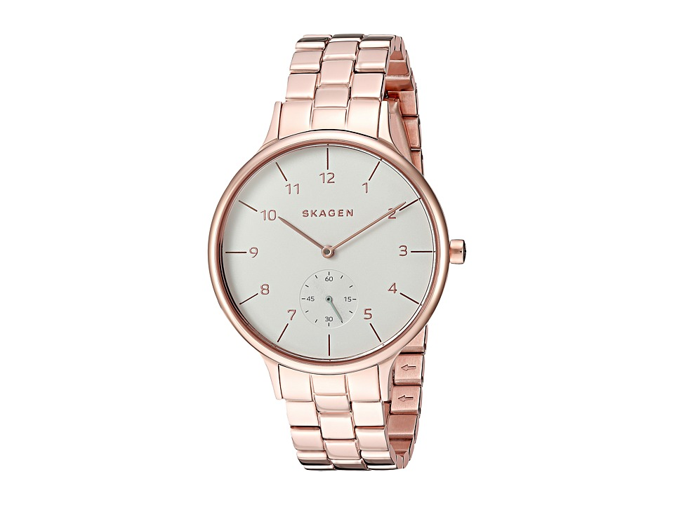 Skagen - Anita SKW2417 (Rose Gold) Watches