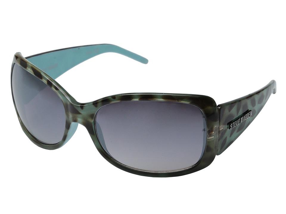 Steve Madden - Marteen (Blue) Fashion Sunglasses