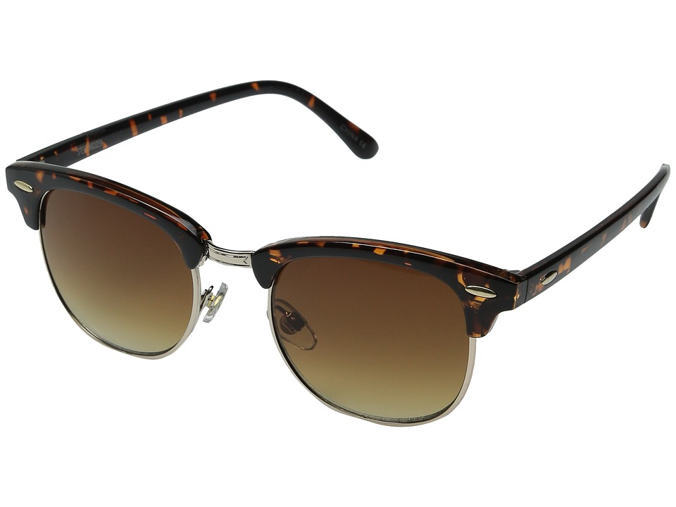 Steve Madden - Sheela (Tortoise) Fashion Sunglasses