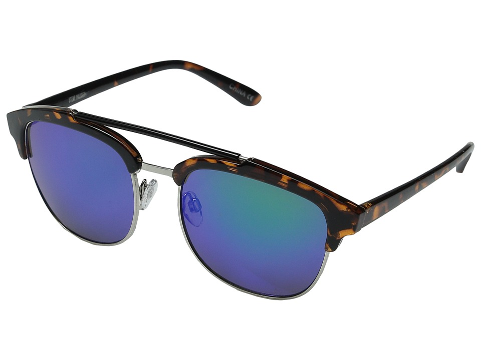 Steve Madden - Realee (Tortoise) Fashion Sunglasses