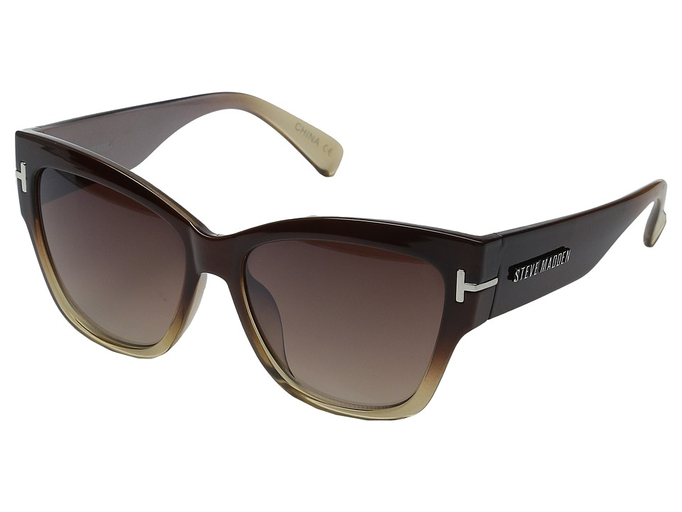 Steve Madden - Gorgeous (Brown) Fashion Sunglasses