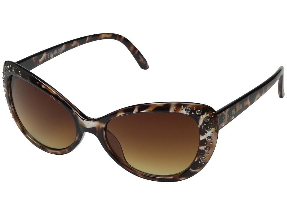 Steve Madden - Tiffannie (Tortoise) Fashion Sunglasses