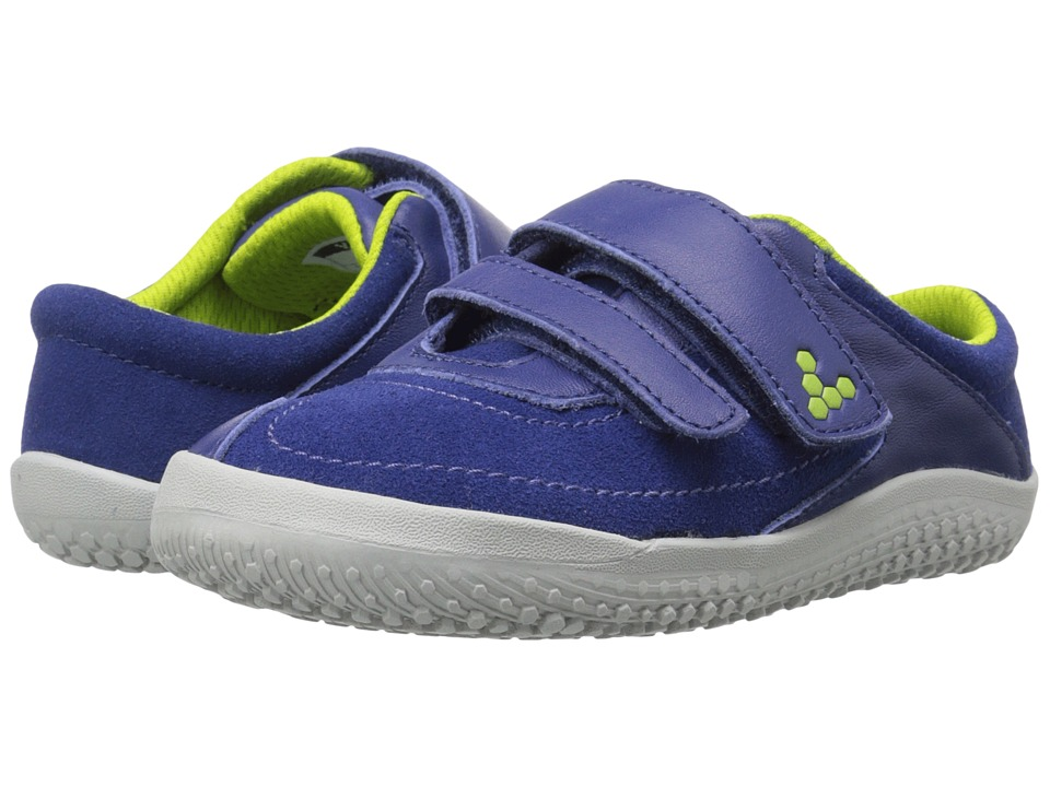 Vivobarefoot Kids - Reno (Toddler/Little Kid) (Navy) Boys Shoes