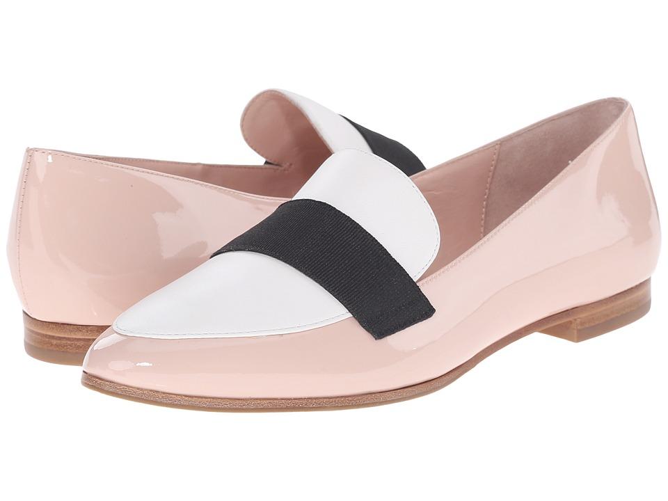 Kate Spade New York - Corina (Petal Pink Patent/Off-White Nappa) Women