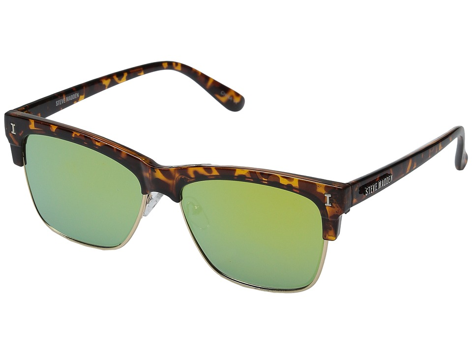 Steve Madden - Annee (Tortoise) Fashion Sunglasses