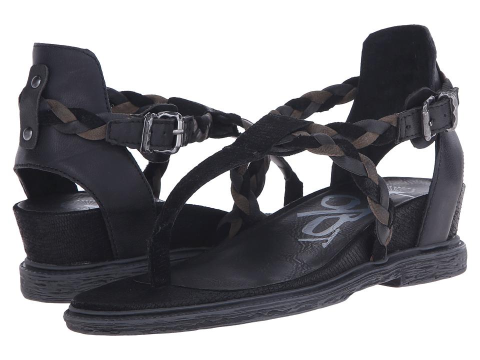 OTBT - Earthly (Black) Women's Sandals
