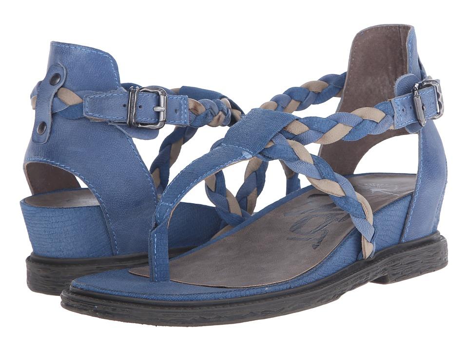 OTBT - Earthly (Blue) Women's Sandals