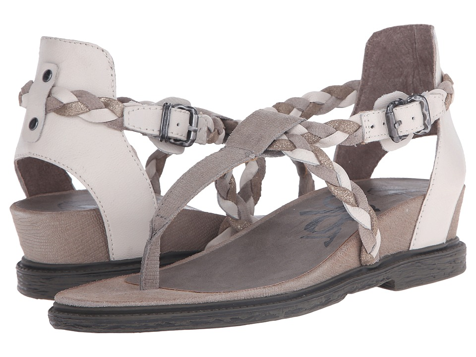 OTBT - Earthly (Cement) Women's Sandals