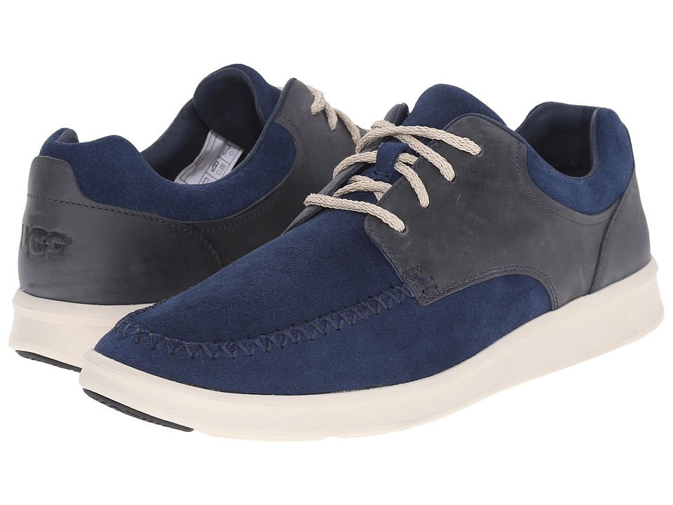 UGG Lister (New Navy Suede) Men
