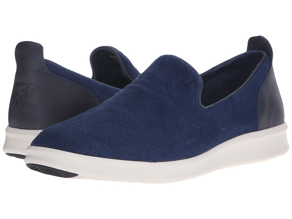 UGG Galvin (New Navy Suede) Men