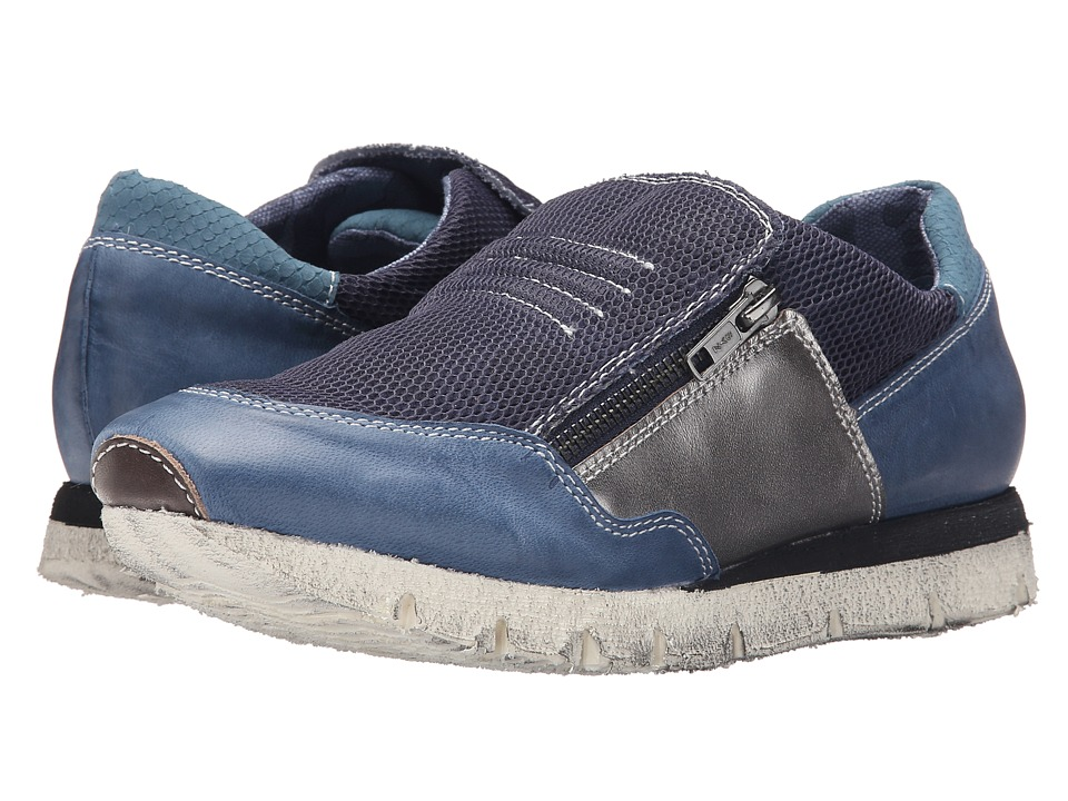 OTBT - Sewell (Blue) Women's Tennis Shoes