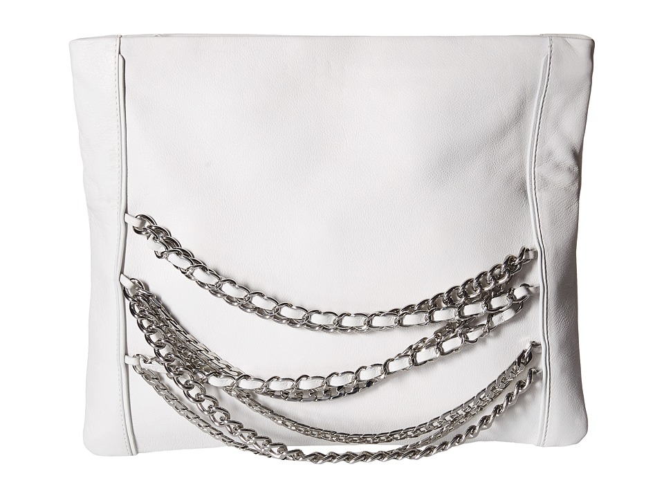 ASH - Domino Clutch (Off-White) Clutch Handbags