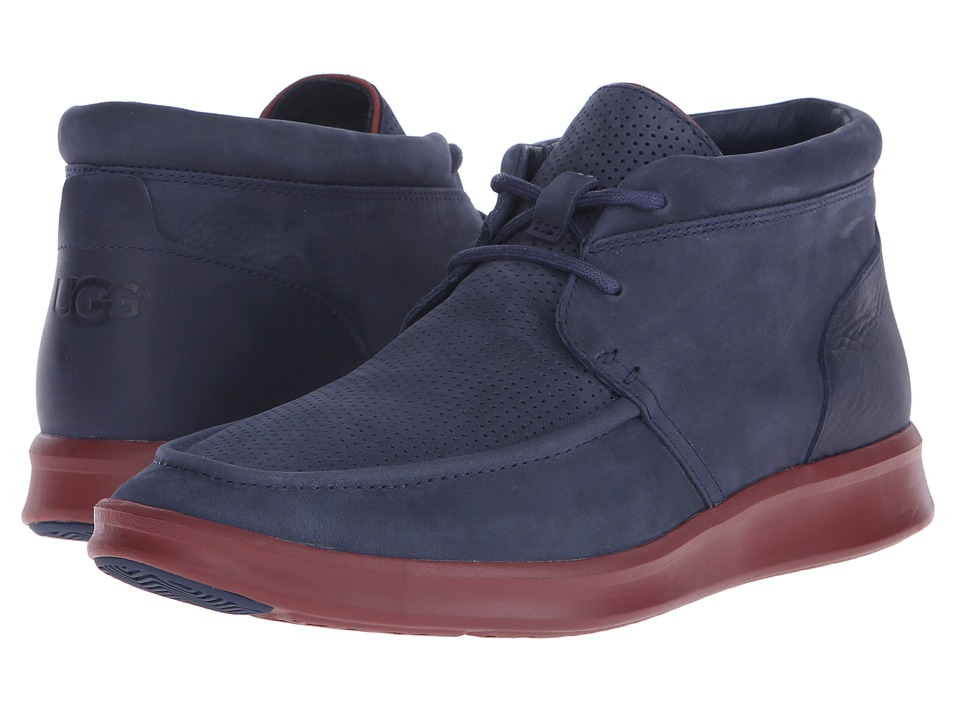 UGG - Hulman Perforated (New Navy Nubuck) Men