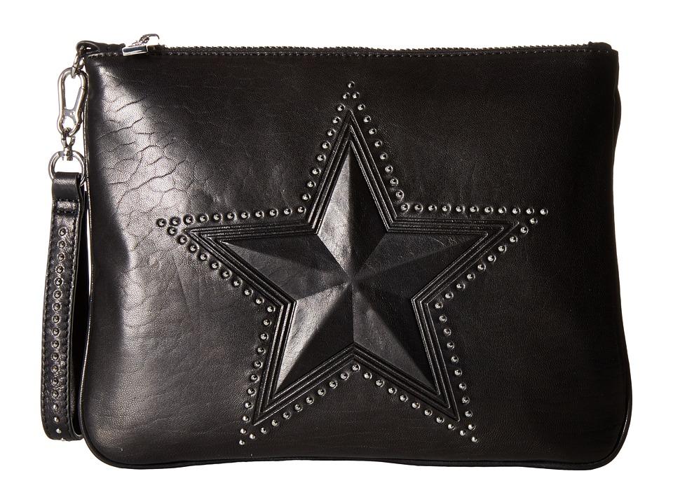Image of ASH - Astra Clutch (Black) Clutch Handbags