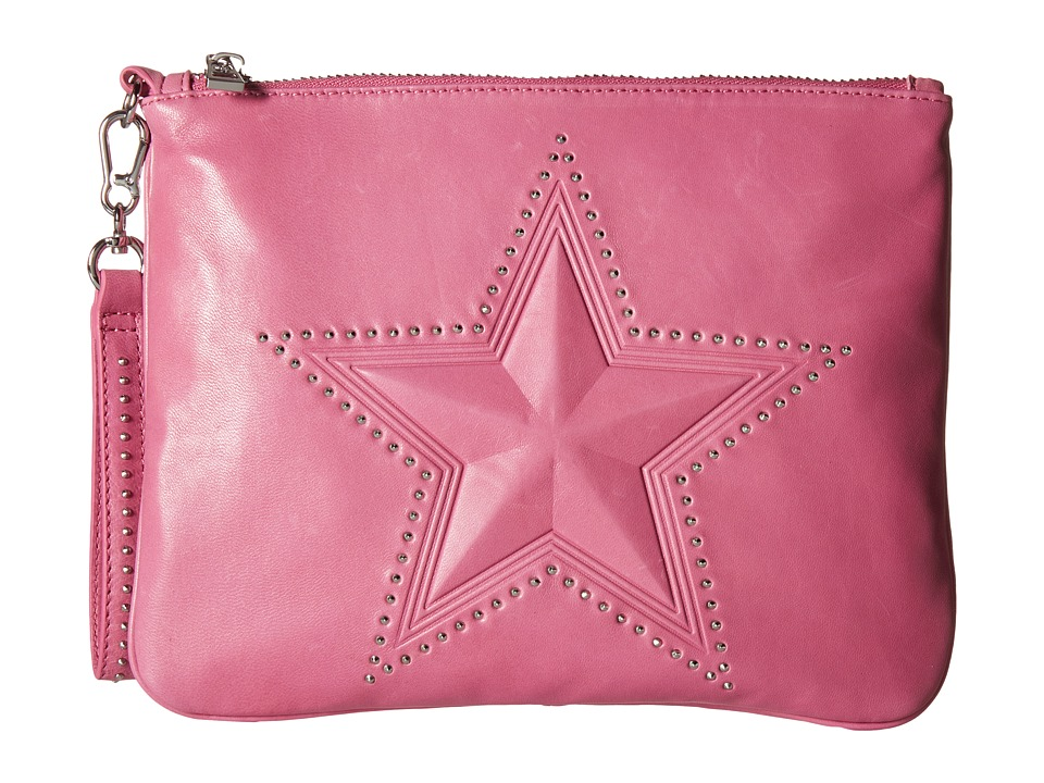 ASH - Astra Clutch (Fuchsia) Clutch Handbags