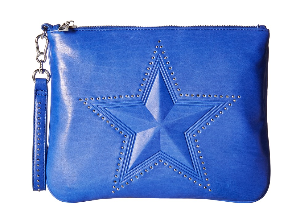 ASH - Astra Clutch (Sapphire) Clutch Handbags