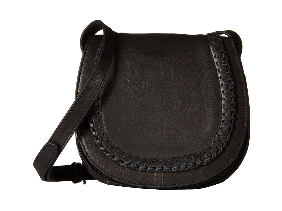 ASH - Clover Small Crossbody (Black) Cross Body Handbags