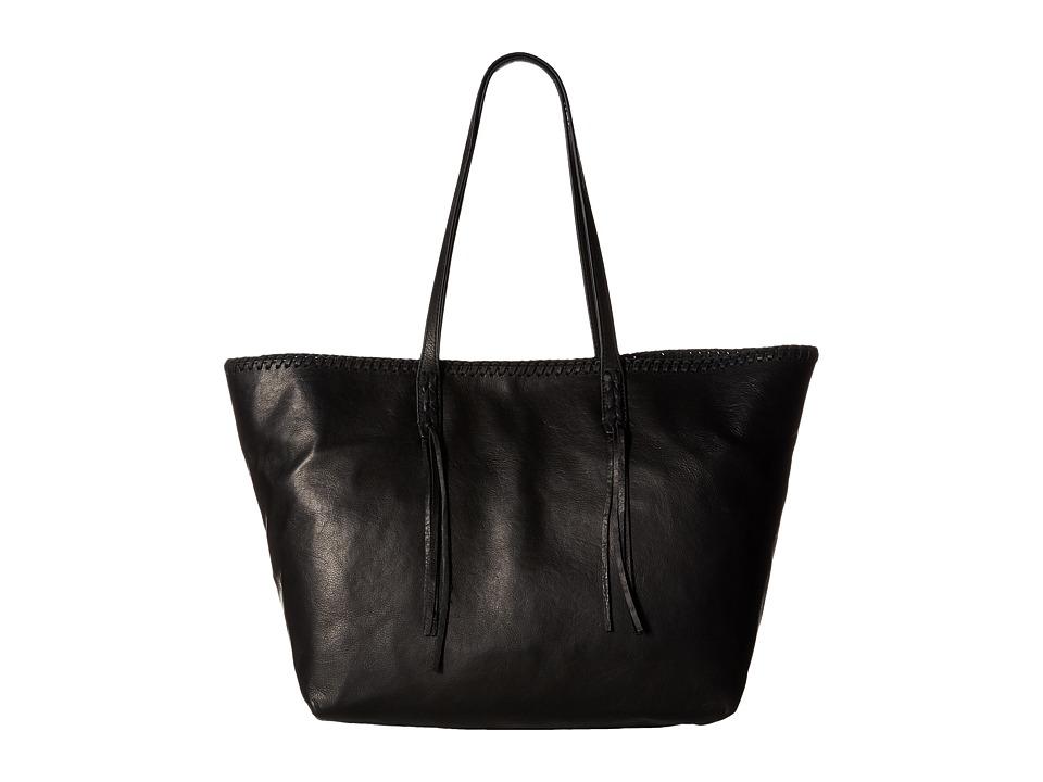 ASH - Clover Tote (Black) Tote Handbags