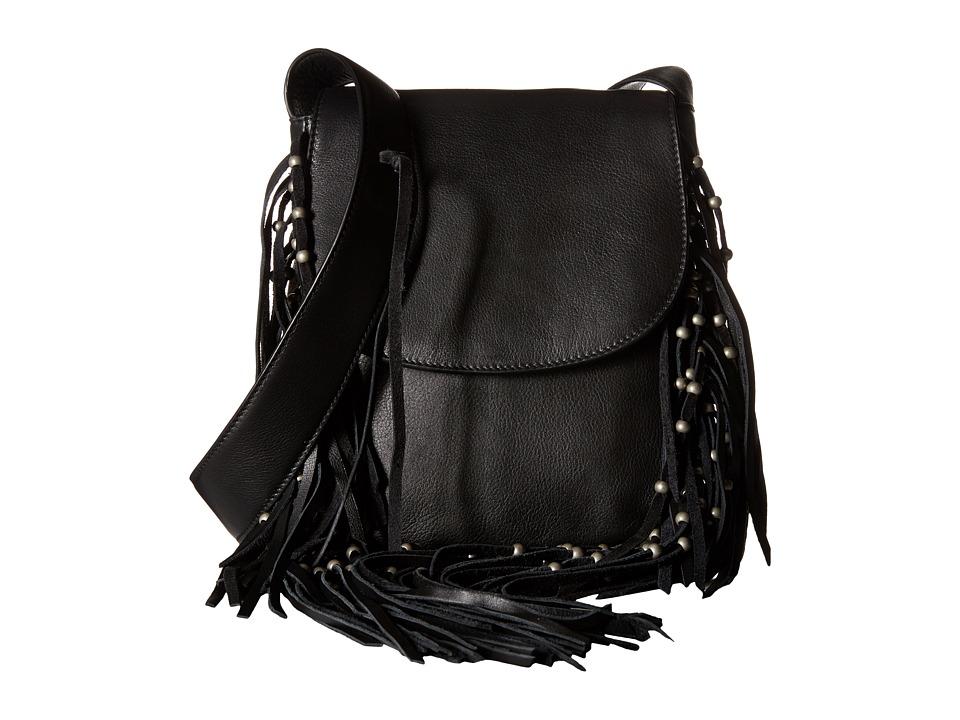 ASH - Laurel Drawstring (Black) Drawstring Handbags