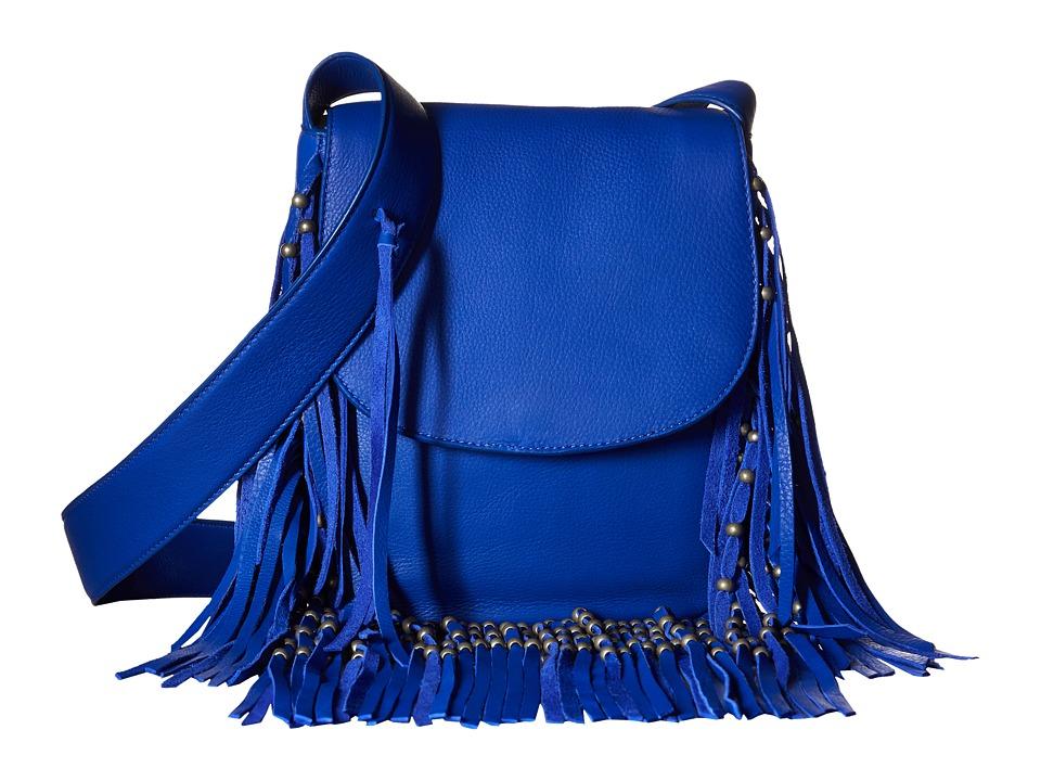 ASH - Laurel Drawstring (Sapphire) Drawstring Handbags