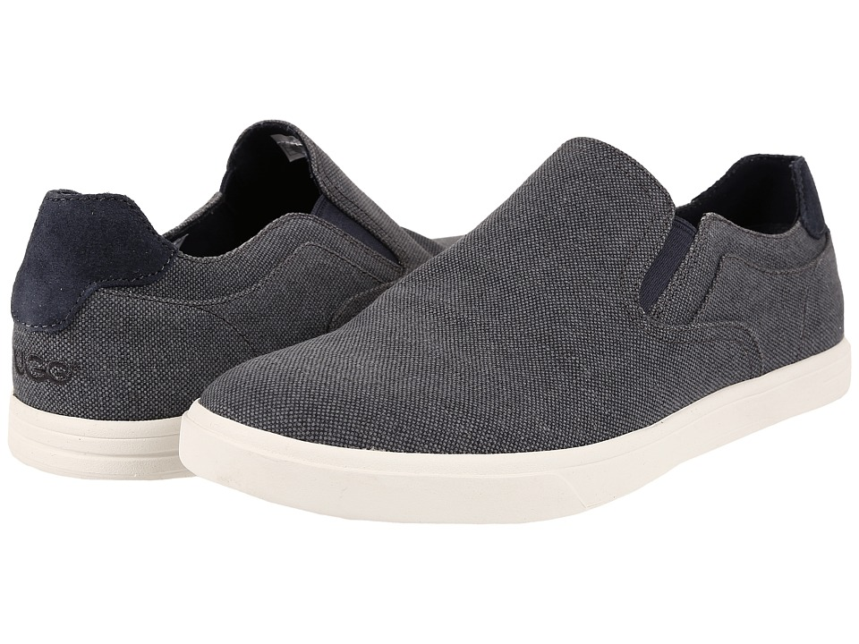 UGG - Tobin Canvas (Imperial Textile) Men's Slip on Shoes