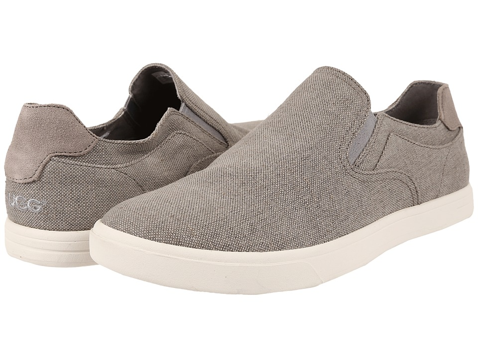 UGG - Tobin Canvas (Seal Textile) Men's Slip on Shoes