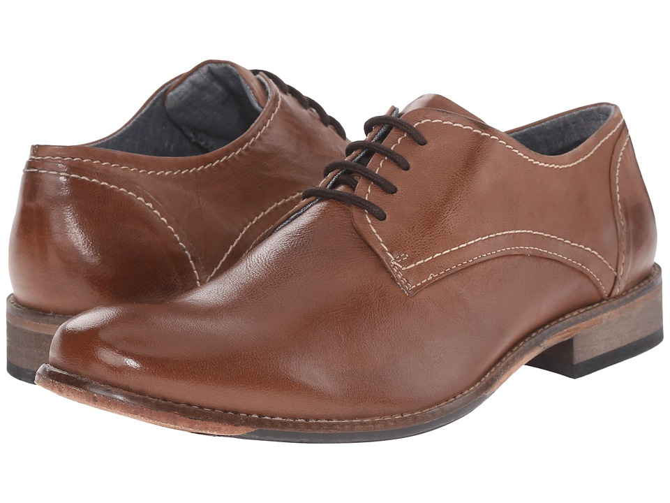 Lotus - Hanbury (Tan Leather) Men's Lace Up Cap Toe Shoes