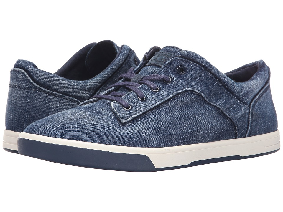 UGG Bueller Washed Denim (Navy Denim) Men
