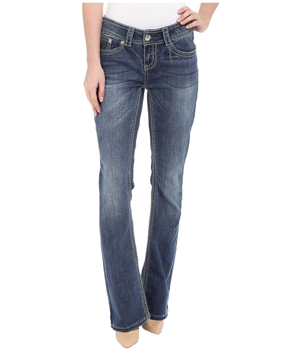 Seven7 Jeans - Missy Bootcut Jeans in Sonja Blue (Sonja Blue) Women's Jeans