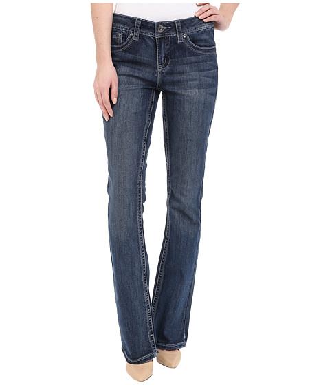Seven7 Jeans - Metal Slim Jeans in Prot g Blue (Prot g Blue) Women
