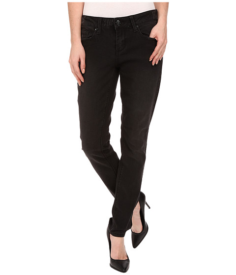 Seven7 Jeans - No Destruction Skinny Jeans in Wicked (Wicked) Women's Jeans