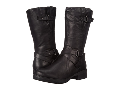 Bare Traps - Harly (Black Distress) Women's Boots