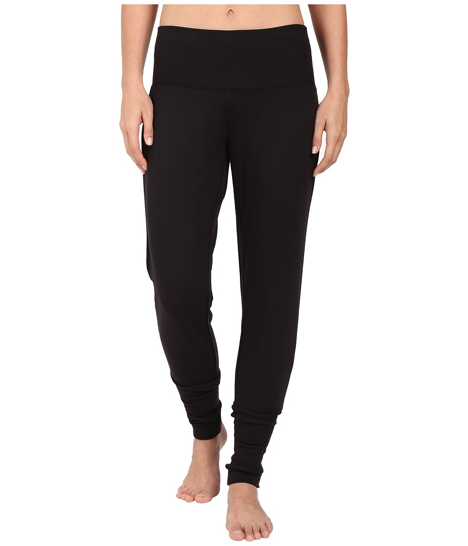 ALO - Revive Pants 2 (Black) Women's Casual Pants