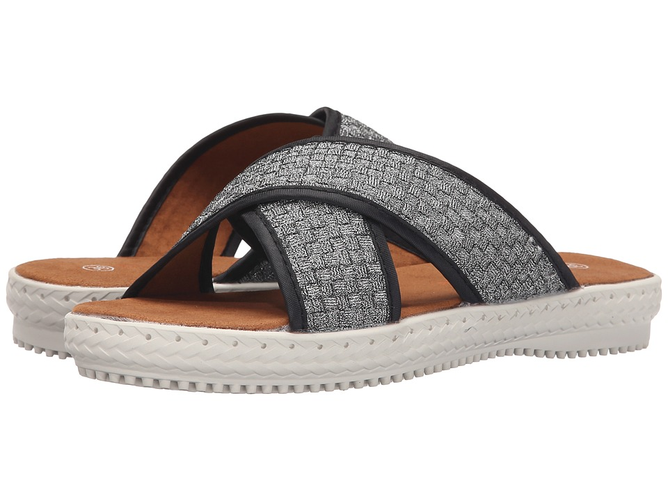 bernie mev. - Avon (Pewter) Women's Sandals