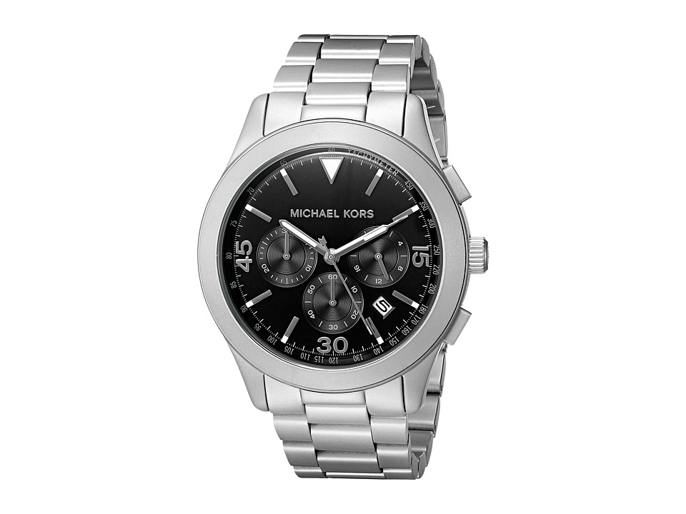 Michael Kors - Gareth (MK8469 - Silver) Watches