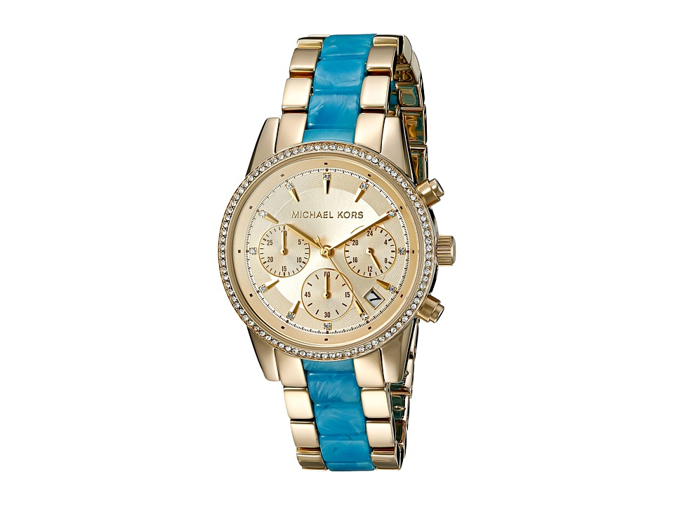 Michael Kors - Ritz (MK6328 - Gold) Watches