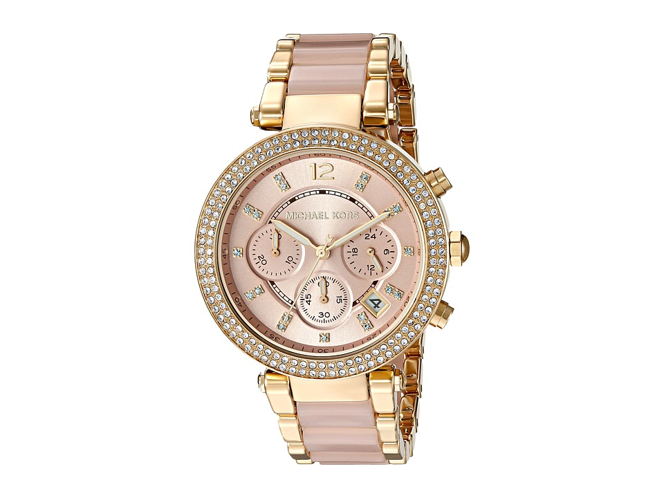 Michael Kors - Parker (MK6326 - Gold) Watches