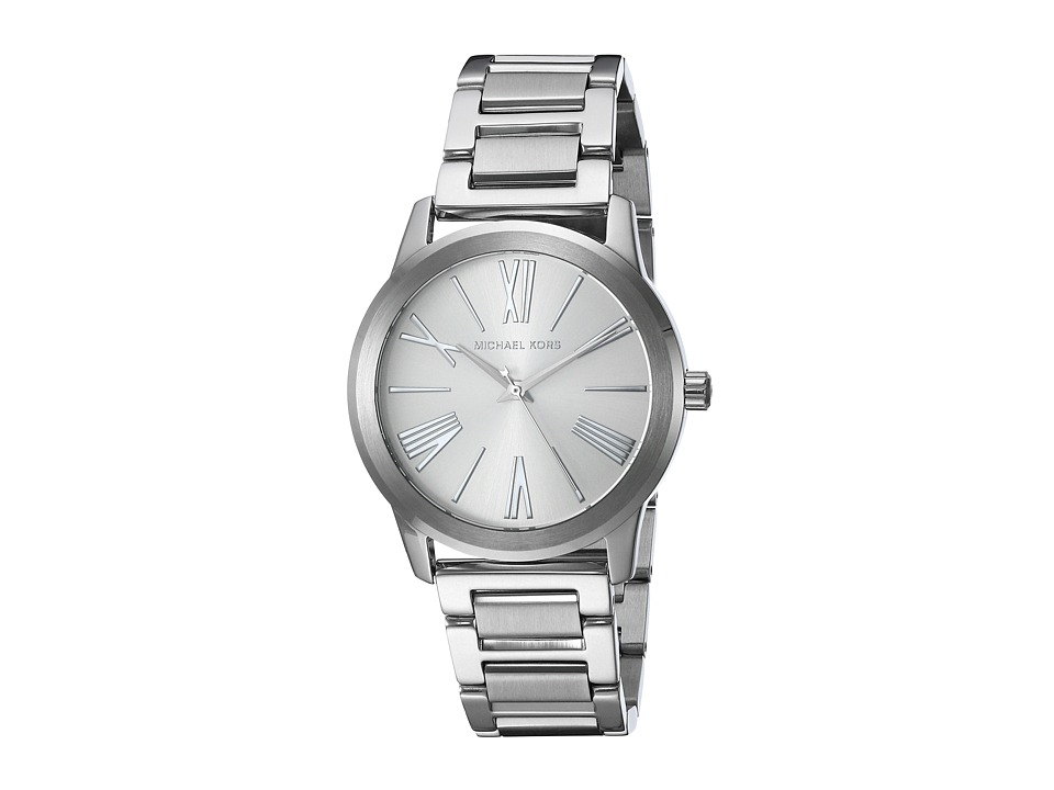 Michael Kors - Hartman (MK3489 - Silver/Silver) Watches