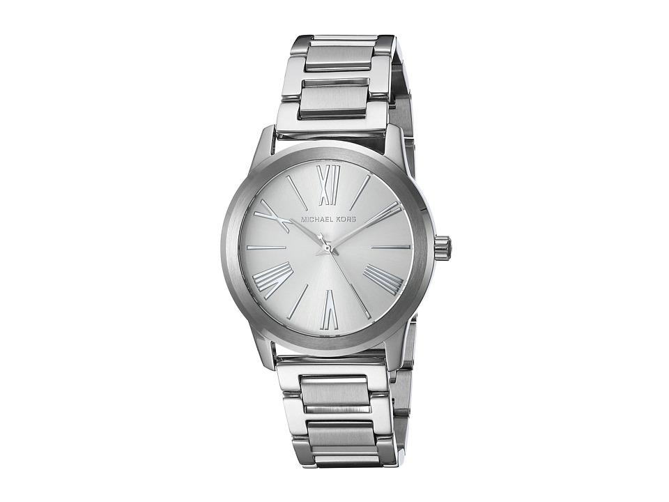 Michael Kors - Hartman (MK3489 - Silver/Silver) Watches