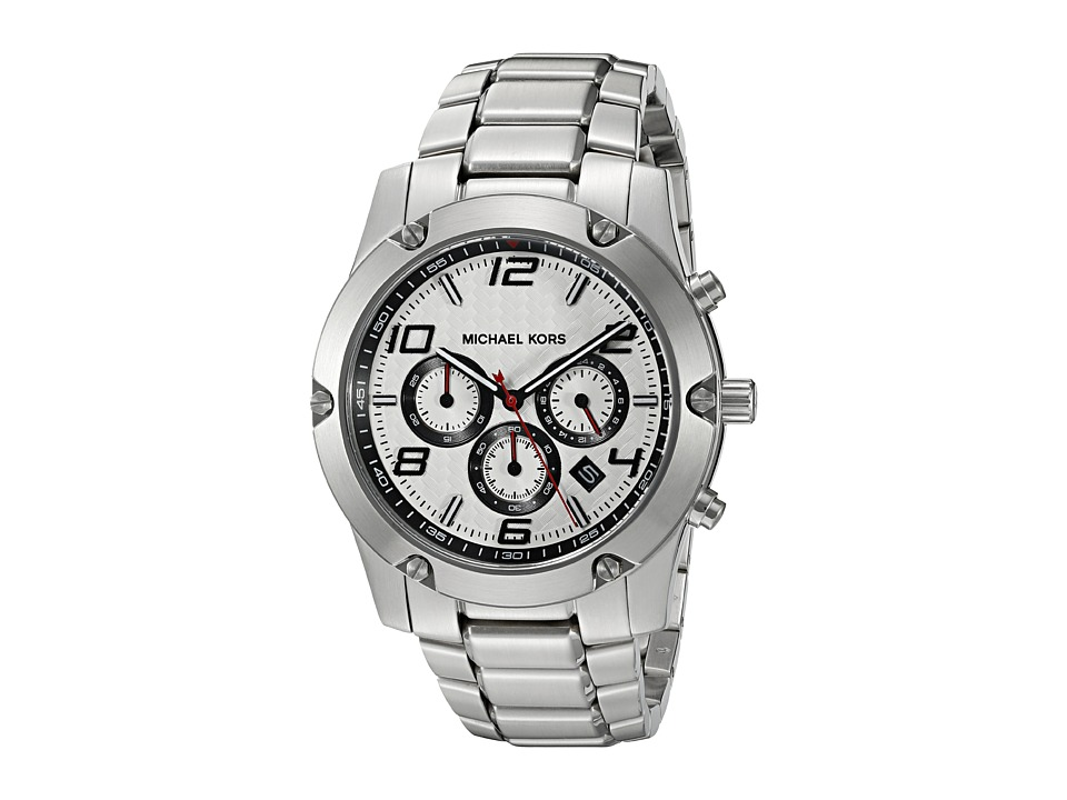 Michael Kors - Caine (MK8472 - Silver) Watches