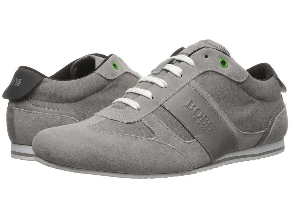 BOSS Hugo Boss - Lighter Lowp (Grey) Men's Shoes