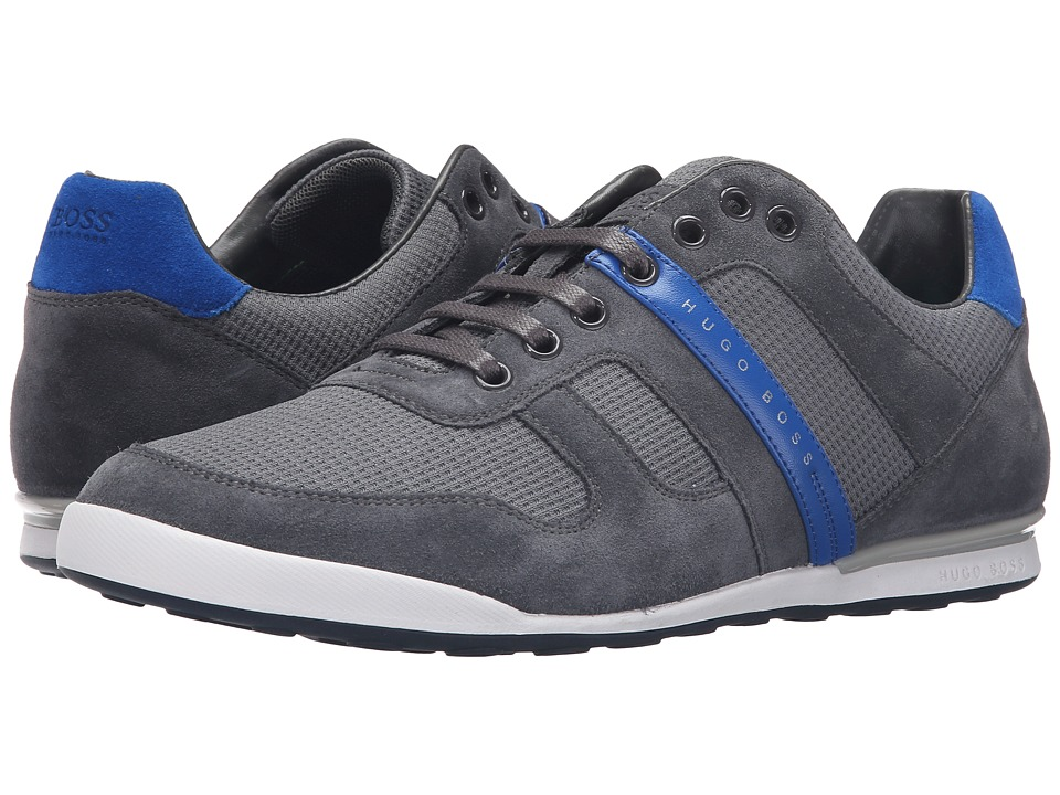 BOSS Hugo Boss - Arkansas Lowp (Grey) Men's Shoes