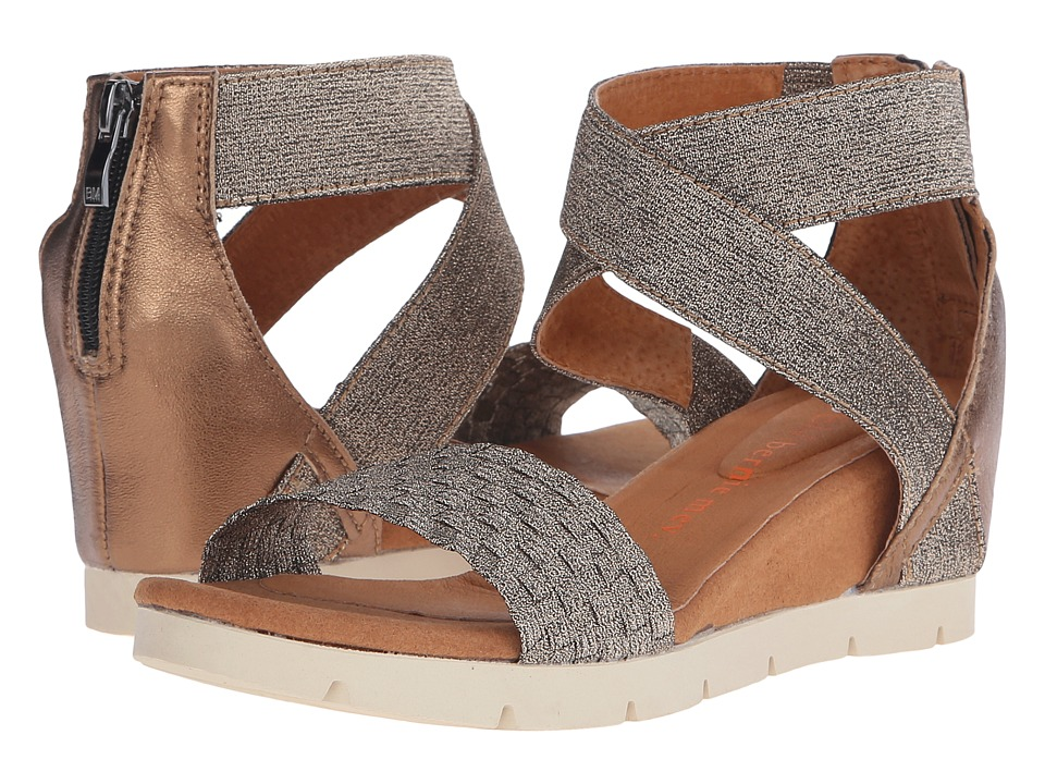 bernie mev. - August (Bronze) Women's Sandals