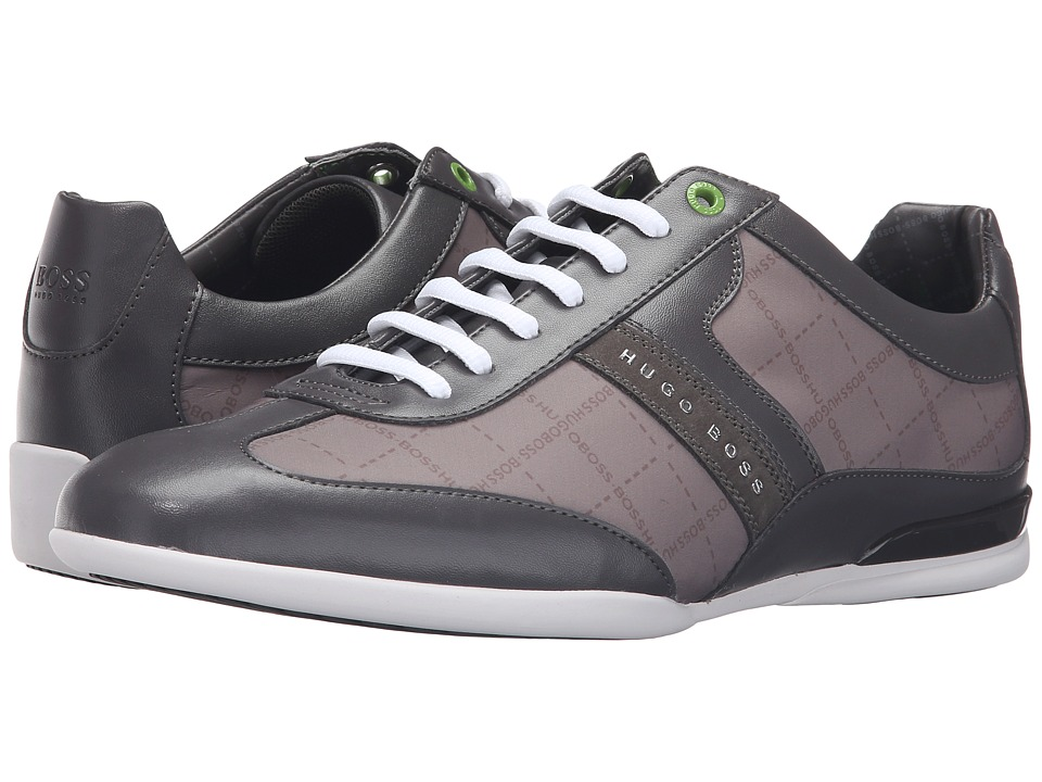 BOSS Hugo Boss - Space Lowp (Grey) Men's Shoes