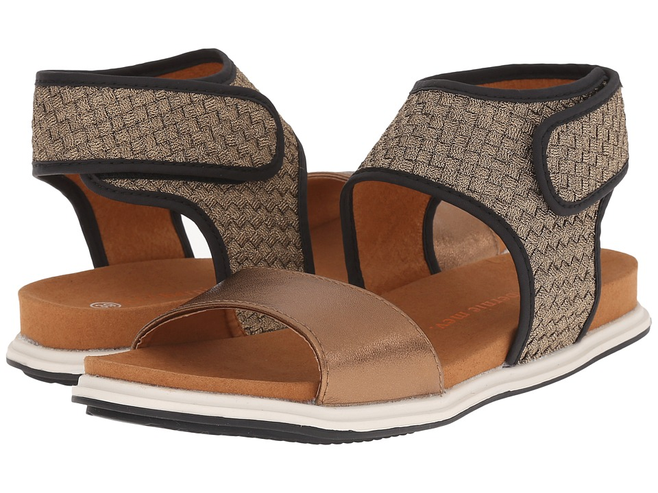 Image of bernie mev. - Babe (Bronze) Women's Sandals