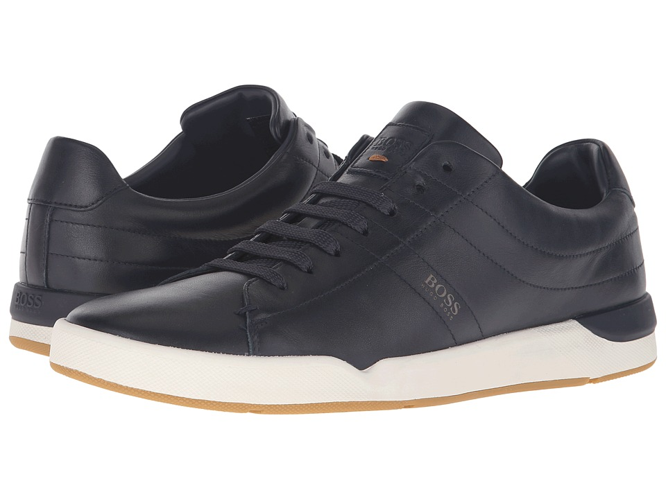 BOSS Hugo Boss - Stillnes Tenn by BOSS Orange (Dark Blue) Men's Shoes