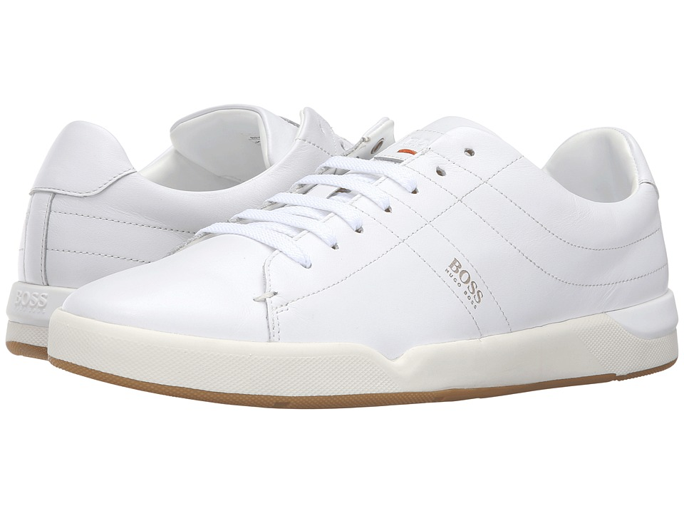 BOSS Hugo Boss - Stillnes Tenn by BOSS Orange (White) Men's Shoes